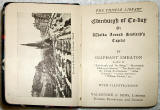 Book published by Valentine & Sons Ltd  -  'Edinburgh of Today'