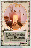 Book published by Valentine & SOns - Golden Thoughts About Father