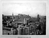 Photographic View Album of Edinburgh - Photograph of Edinburgh from Calton Hill