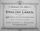 Photographic View Album of The English Lake District - Frontispiece