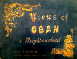 Photographic View Album of Oban and Neighbourhood - Cover