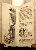 A children's 'book toy' by Valentine & Sons Ltd  -  'The Story of the Motor Car'  -  Pages 6-7