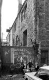 Asa Wass Yard, Fountainbridge, Edinburgh  -  1969