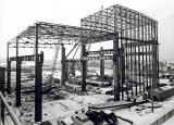 Construction of the new Bruce Peebles transformer factory in the early 1960s