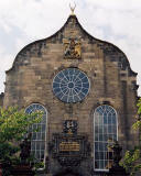 Canongate Church in the Royal Mile