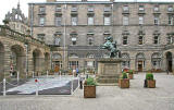 The City Chambers and Courtyard, Edinburgh  -  July 2008