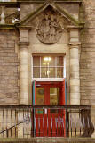 School Door (right) of Craiglockhart Primary School, Ashley Terrace, North Merchiston  -  Photograph taken 2006