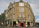 Doctors  - A public house at the corner of Forrest Road and Teviot Place, Edinburgh