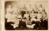 Cabinet Print by Alexander Ayton  -  Rugby Team