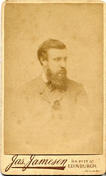 James Jameson  -  carte de visite  -  9 (front)