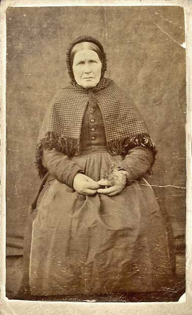 Carte de Visite - Post Jean - Where and when was this photo taken?