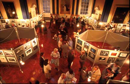 EPS Exhibition  -   Merchant Hall, Hanover Street  -  1995