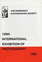 Catalogue for EPS International Exhibition  -  1991