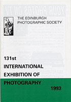 Catalogue for EPS International Exhibition  -  1993