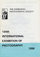 Catalogue for EPS International Exhibition  -  1996