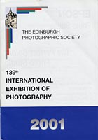 Catalogue for EPS International Exhibition  -  2001