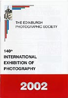 Catalogue for EPS International Exhibition  -  2002