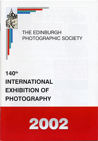 EPS Exhibition Catalogue  -  2002