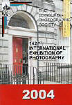 Edinburgh International Exhibition  -  Cover of the 2004 Catalogue