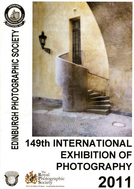 EPS International Exhibition of Photography - Exhibition Catalogue for the 2011 Exhibition