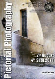 A poster for the EPS International Exhibition of Photography 2011, featuring a photo by Biran Close, ARPS, AFIAP