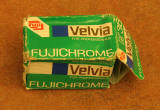 Packet for Velvia film