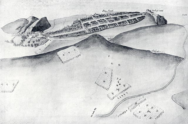 Edinburgh Plan   -  1544