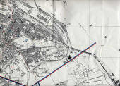 Edinburgh and Leith map, 1915  -  North-east section