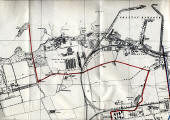 Edinburgh and Leith map, 1915  -  Edinburgh Waterfront section