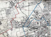 Edinburgh and Leith map, 1915  -  West Edinburgh section