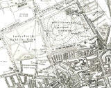 Edinburgh and Leith map, 1925  -  Inverleith section