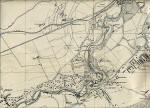 Edinburgh and Leith map, 1925  -  Juniper Green and Slateford section