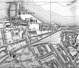 Edinburgh and Leith map, 1925  -  Newhaven