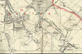 Edinburgh and Leith map, 1940  -  Gilmerton section