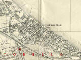 Edinburgh and Leith map, 1940  -  Portobello section