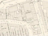 1893-94 Map  -  Edinburgh Old Town, Fleshmarket Close