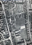 Aerial view of Wardie School Grounds  -  1947
