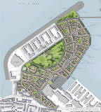 Edinburgh Forthside  -  Proposals for Leith Western Harbour