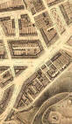 Detail from map of Edinburgh New Town  -  Kirkwood, 1819  -  Greenside