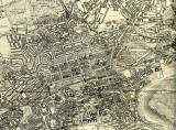 Map of Edinburgh  -  1925
