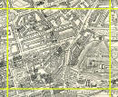 Edinburgh Map  -  1925  -  Section G