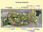 Edinburgh Waterfront  -  Aerial Photos  -  2001