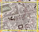 Edinburgh  -  1844  -  Map produced for the Society for the Dissemination of Useful Knowledge  -  Section K