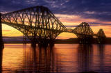 The Forth Rail Bridge  -  1
