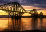 The Forth Rail Bridge - Thumbnail images
