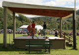 Scottish Highland Games  -  Glenfinnan  -  20 August 2005  -  HIghland Dancing