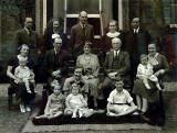 Photograph of the Pentland family by Campbell Harper
