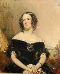 Portrait of Mrs Hay Mackenzie by Kenneth MacLeay