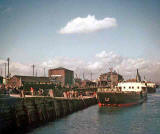 Granton Harbour -  Photo taken by Kenneth F Balmain