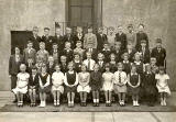 Photograph by J R Coltart & Son  -  Pupils at Wardie School, 1940